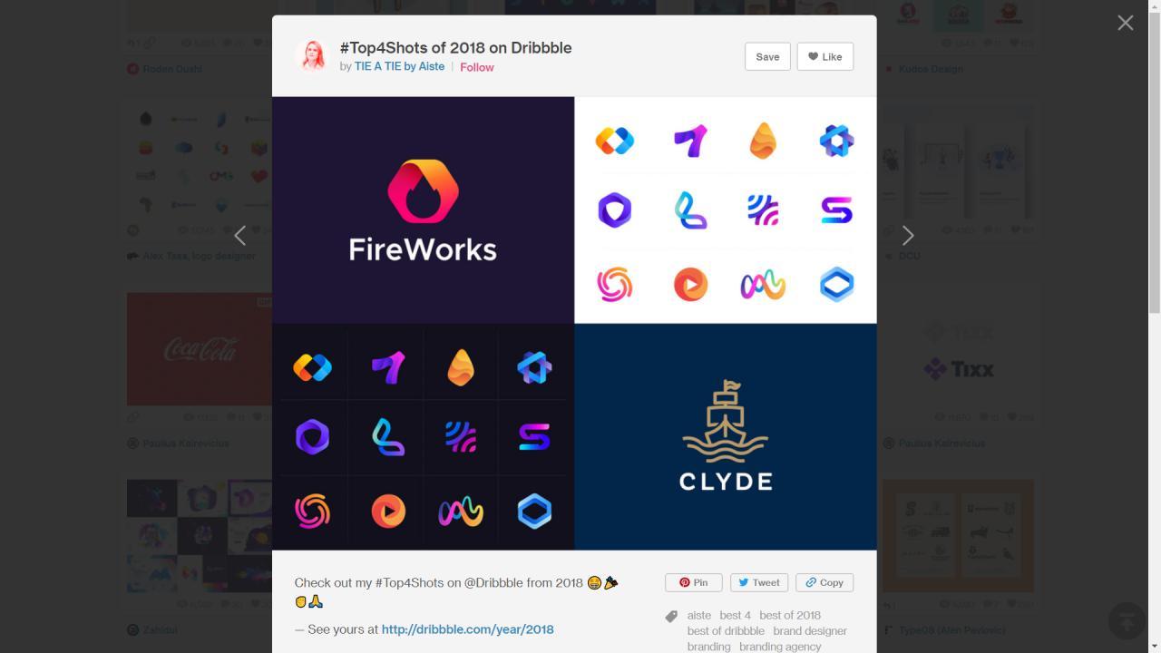 نمونه طراحی لوگو رایگان